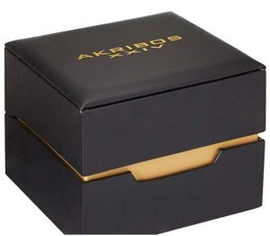 Akribos Watch Box