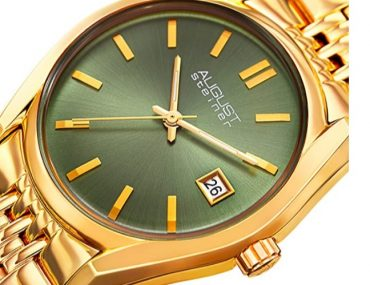 Golden August Steinar Watch