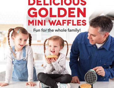 Best Dash Mini Waffle Maker
